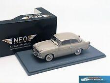 Goliath Hansa 1100 Limousine Grey 1958 NEO 44365 1:43