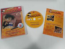 DETECTIVE CONAN DVD SERIE TV VOLUMEN 5 - 2 CAPIT CASTELLANO JAPONES JONU MEDIA