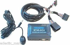 USA Spec BT45-ACU 2005-2009 Acura Plug & Play Bluetooth, USB, AUX + Live Traffic
