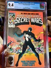 Marvel Secret Wars Lot 8 CGC 9.4; plus ungraded #s 2, 3, 4, 6, 7, 9, 10, 11, 12