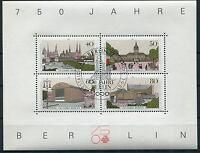 Berlin Block 8  PF I gestempelt EST + Plattenfehler Michel 50,00 Euro used