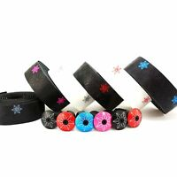 Supacaz Super Sticky Kush Galaxy Bike Bar tape Black Oil Slick Pink Red Blue