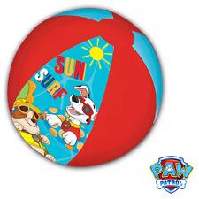 Paw Patrol Strandball Wasserball Kinder Strandspielzeug Badespaß aufblasbar 45cm