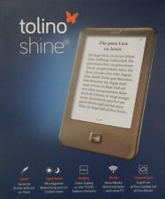 "Tolino Shine E-Book-Reader 15,24 cm (6 "") Touchscreen, W-LAN, 4GB Speicher"