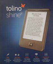 "Tolino Shine E-Book-Reader 15,24 cm (6 "") Touchscreen, W-LAN, 4GB Speicher"