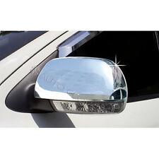 Chrome Side Mirror Cover LED For 07 08 09 10 11 12 Hyundai Veracruz ix55