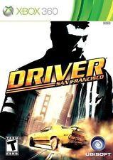 Driver San Francisco Xbox 360 New Sealed