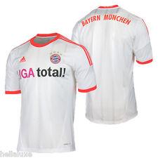 NW~Adidas FC BAYERN MUNICH Germany Soccer football Munchen Jersey shirt~Men sz M