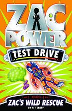 Zac's Wild Rescue (Zac Power Test Drive), Larry, H. I. 1921502045
