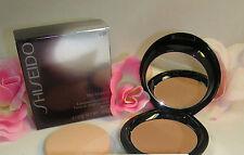 New Shiseido The Makeup Compact Foundation O80 Deep Ochre Mirror Case .45 oz 13g