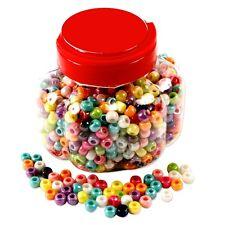 Poney perles dans un bac 1,000