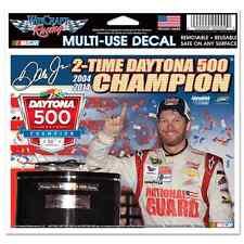 "DALE EARNHARDT JR #88 2014 Daytona 500 Winner 4.5"" X 6"" Multi Use Decal"