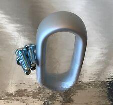 """1U 1 inch 1"""" clear anodize aluminum handle rackmount standard 60-0100C Par-metal"""