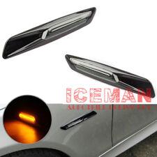 LED Seitenblinker Seitenbeleuchtung BMW 1er E81 E82 E87 E88 X1 E84 Silver 2010