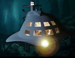 Voyage To The Bottom Of The Sea Seaview 1/128 Scale LIGHTING KIT 186MB11