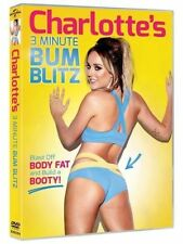 Charlotte's 3 Minute Bum Blitz DVD 1p Start Clearance