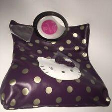 Borsa Vintage Hello Kitty by Camomilla (collezione 2009) con manico ad anello