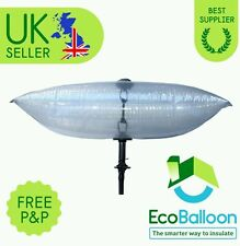 The Eco Balloon - Draft Excluder for medium chimney 55cm x 25cm. Free Postage.
