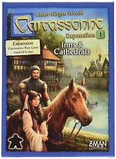 Carcassonne Expansion Inns and Cathedrals