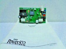 Dsc Security Alarm System Escort 5580 Digital Control Power 832