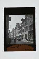 FRANCE 1936 RUE D ORLEANS LOIRET Photo Positive Plaque Verre6x9