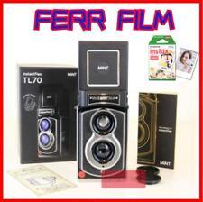 MiNT TL70 2.0 Flex Twin-Lens Instant Camera use Fujifilm instax + Free mini film