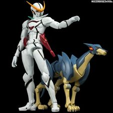 Sentinel Tatsunoko Heroes Fighting Gear Flender Cane di Kyashan Figurina - Multicolore