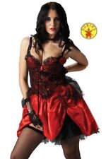Rubies Burlesque dress costume new size small 8-10 NEW