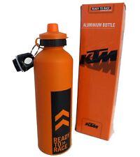 0538a KTM Aluminium Bottle Trinkflasche Flasche Freizeit Schule Kindergarten ❗️❗