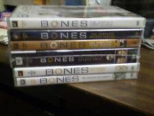 (6) Bones Season DVD Lot: Seasons 1, 2, 3, 4, 5 & 6      All Brand NEW