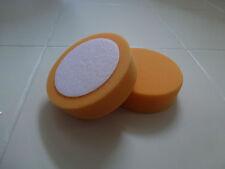 """flexipads ~ 150mm x 45mm  (6"""") Polierschwamm orange fest firm 44685"""