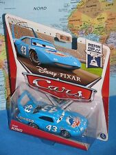 DISNEY PIXAR CARS THE KING #8/18 PISTON CUP BRAND NEW & RARE
