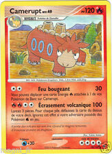 Pokemon n° 18/147 - CAMERUPT niveau 49 - PV120
