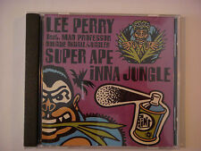 "CD ~ LEE ""Scratch"" Perry ""Super Ape Inna Jungle "" W / Mad Professor 1995 Ariwa /"