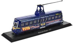 Railcoach (Brush) - 1937, Tramway Standmodell 1:76, Atlas
