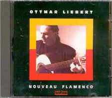 """OTTMAR LIEBERT """"Nouveau flamenco"""" CD"""