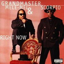 CD Album Grandmaster Mele Mel Scorpio Right Now (Broke As Niggas 90`s