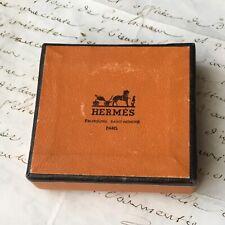 HERMÈS - Boite À Bijoux Ancienne - Old Original Box