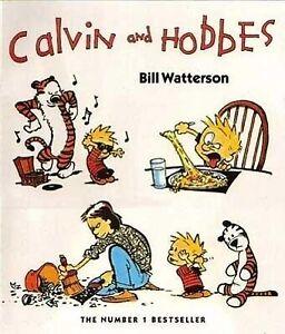 Calvin and Hobbes von Bill Watterson (Taschenbuch)