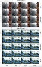 Europa CEPT 2004 VACANZE Holidays-Fær Øer 497-98 piccoli archi **