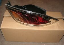 Mazda 6 (GH) LH Tail Lamp Red Lens Part Number GDK1-51-160E Genuine Mazda Part