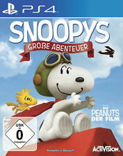 Snoopys große Abenteuer (Sony PlayStation 4, 2015)