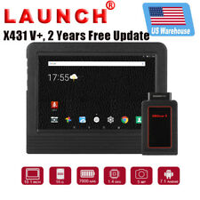 2018 Version LAUNCH X431 V+ ScanPad Auto Diagnostic Scanner pro3 Key Programming