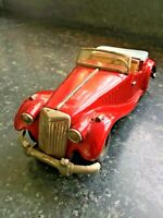 MG TF Tin Toy Car made in Japan