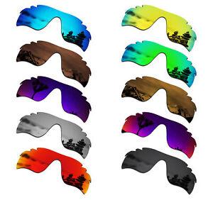 SmartVLT Men's Polarized Lenses for RadarLock Path Vented OO9181- Multiple