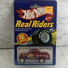 Hot Wheels Jeep Scrambler Real Riders Series #9547 New 1982 Plum WH