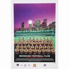 Brisbane Bears 1996 Team Poster