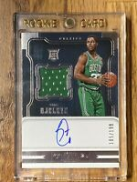 2017-18 Semi Ojeleye DOMINION RC On Card Auto Patch Boston Celtics 105/199 🔥🔥