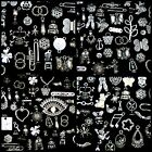 30g Tibetan Silver Mixed Charms Beads Jewellery Making Crafts Mix UK SELLER B197