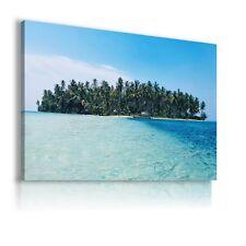 THAILAND BEACH OCEAN ISLAND Perfect View Canvas Wall Art Picture  AB15 X MATAGA